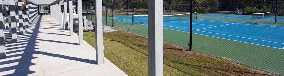 SugarMill Plantation Tennis Courts